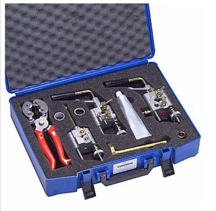 Набор инструмента для разделки кабеля из сшитого полиэтилена 8