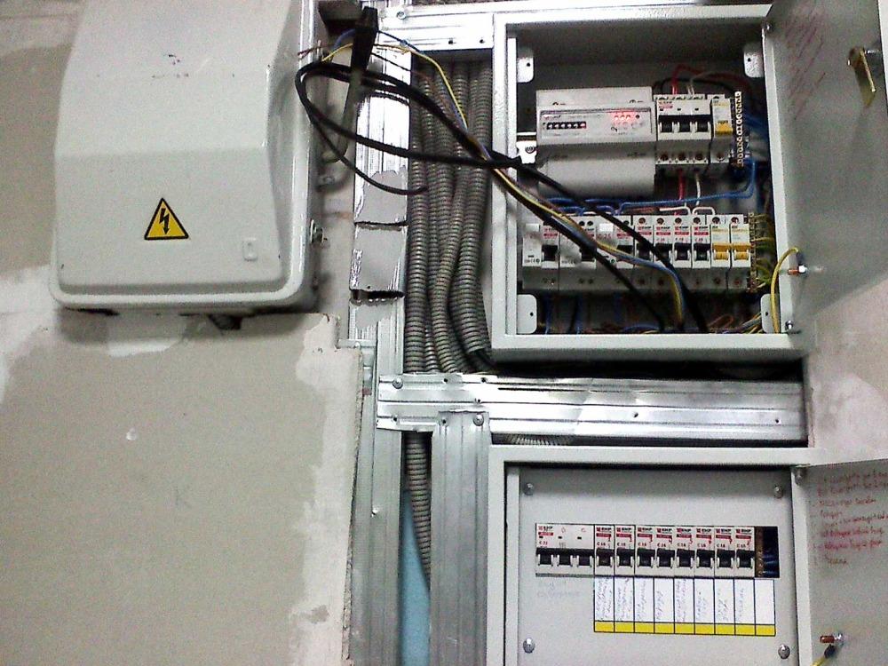Подключение духового шкафа к электросети 6
